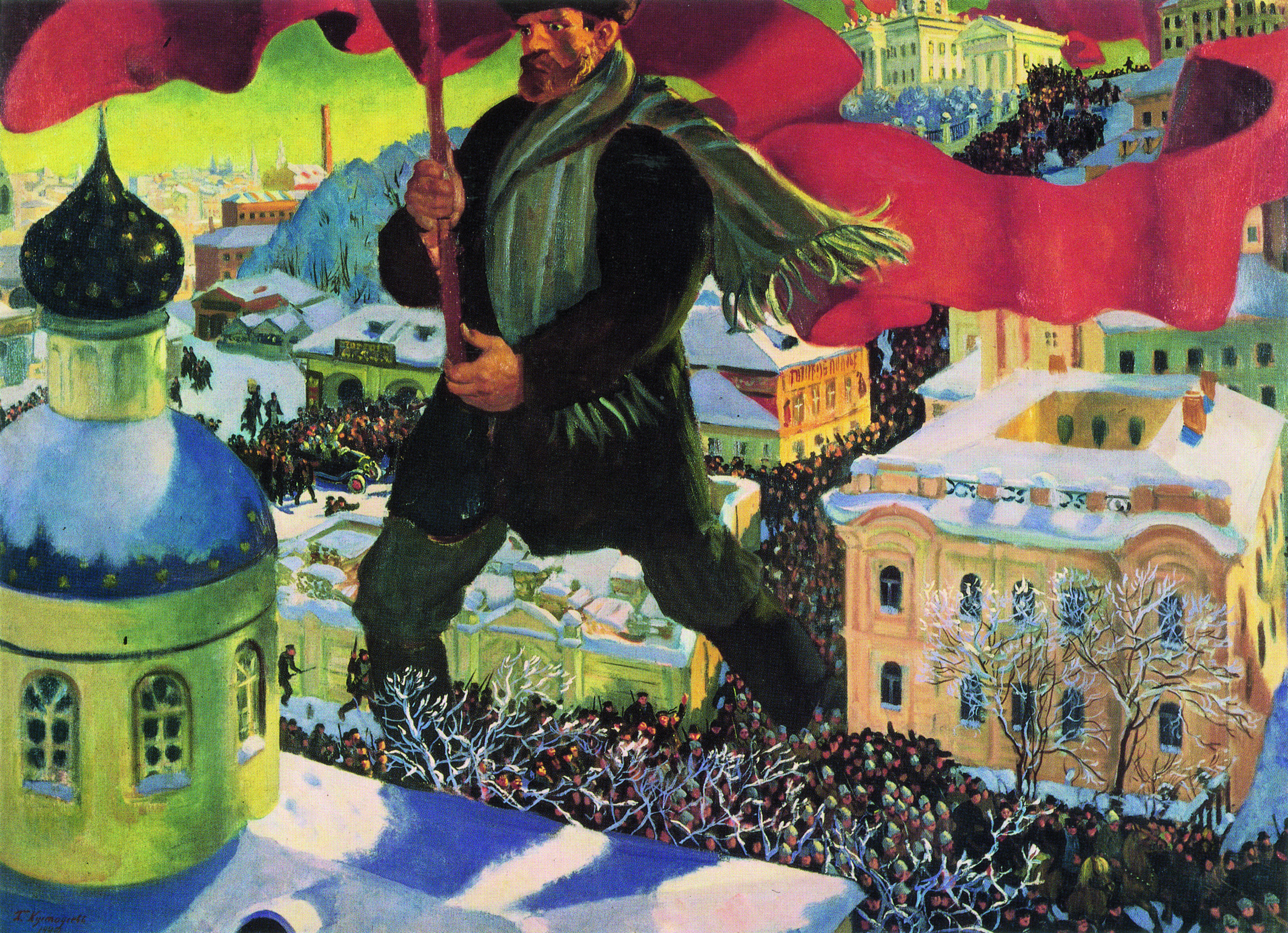 Russian revolution regents essay