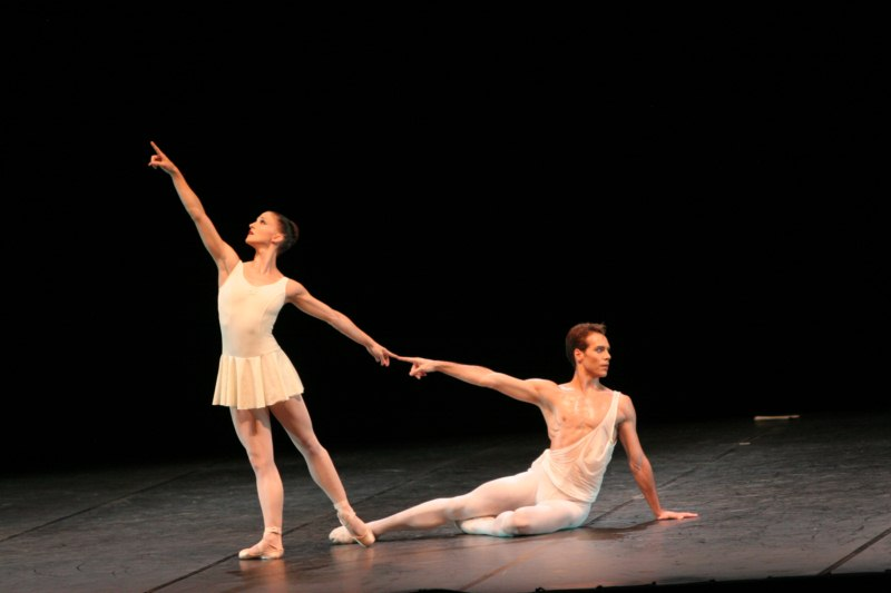 A tribute to George Balanchine:  La celebrazione di un genio