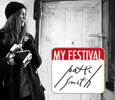 patti smith 2013