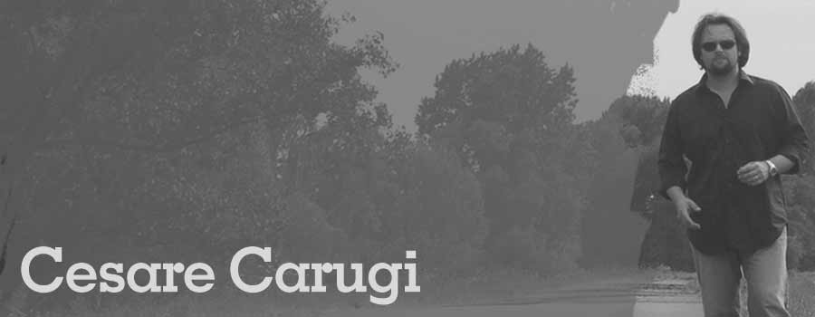 Cesare Carugi: A Rock'n'Roll believer