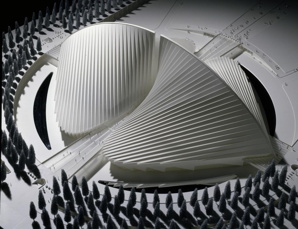 Calatrava: non solo architetto