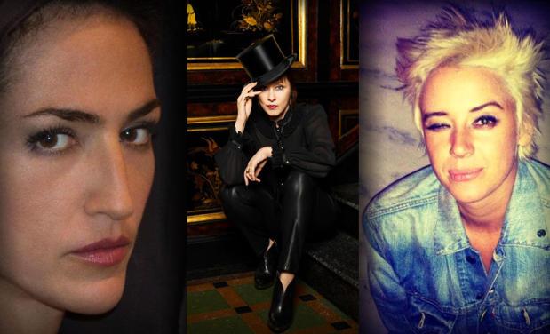 Musica, Femminile Plurale: le tre Grazie