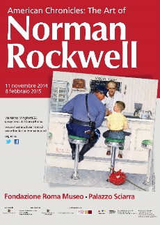 40129-864-american-chronicles-the-art-of-norman-rockwell-palazzo-sciarra-rm--Mostra Sciarra