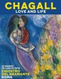 Marc Chagall: il tratto indiscusso del genio.