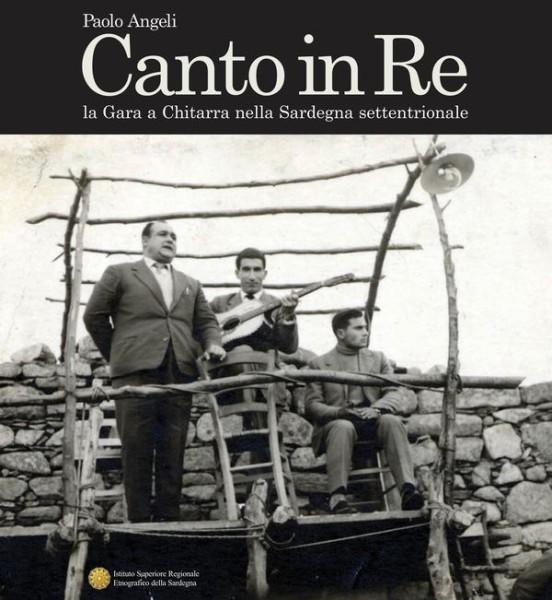 """La copertina del libro """"Canto in Re"""""""