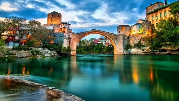 Il ponte di Mostar - Bosnia-Herzegovina