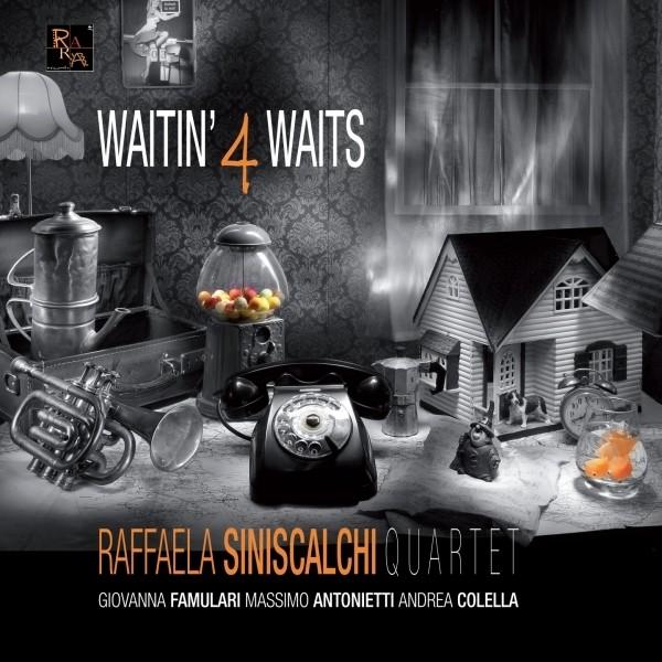 Waitin'4Waits Cover art