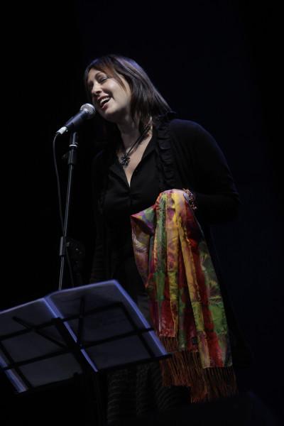 Susanna Buffa - Foto di Simone Cecchetti