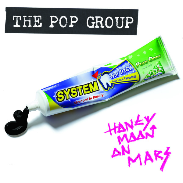 Honeymoon On Mars - Cover Packshot