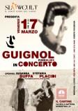 Slowcult presenta Guignol in concerto, special guests Susanna Buffa & Stefania Placidi