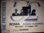 U2 dal Flaminio all'Olimpico trent'anni dopo