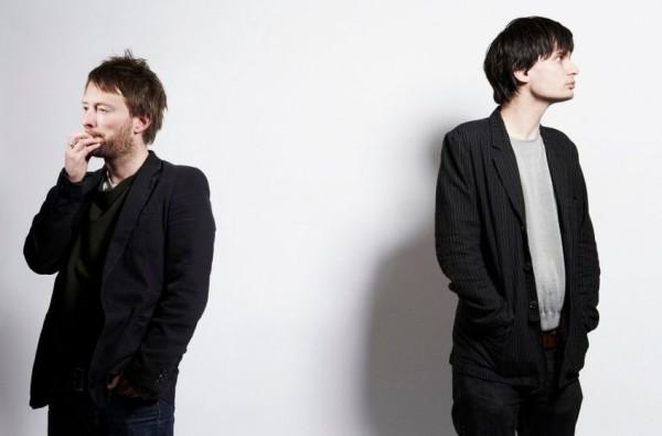 Thom Yorke Jonny Greenwood