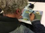Marco Petrella: il mio mondo a metà tra letteratura e disegno
