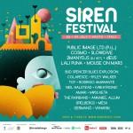 """Siren Festival: La Celebrazione delle """"Musiche Altre"""""""