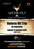 Slowcult presenta: Valeria Vil Trio in concerto