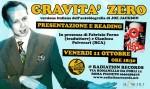 Gravità Zero: presentazione del libro a Roma