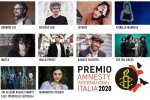 PREMIO AMNESTY INTERNATIONAL ITALIA DI VOCI PER LA LIBERTÀ