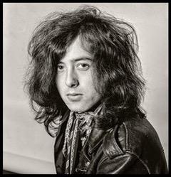LED ZEPPELIN Jimmy Page