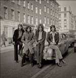 Led Zeppelin 1968, Windmill Str. Fotografie di Dick Barnatt