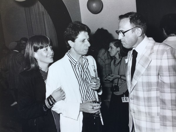 PERUGIA UMBRIA JAZZ 1985 DA SX KELLY MORRIS -GT-MR. LEE BERK PRESIDENTE DEL BERKLEE COLLEGE