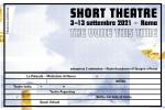SHORT THEATRE 2021 XVI edizione The Voice This Time.